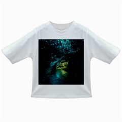 WAITOMO GLOWWORM Infant/Toddler T-Shirts