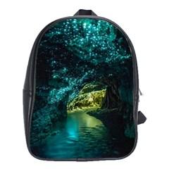 WAITOMO GLOWWORM School Bags (XL)