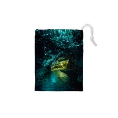 Waitomo Glowworm Drawstring Pouches (xs)