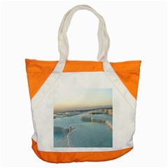 TRAVERTINE POOLS Accent Tote Bag