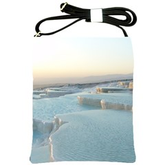 TRAVERTINE POOLS Shoulder Sling Bags