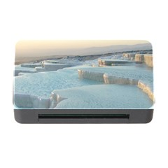TRAVERTINE POOLS Memory Card Reader with CF