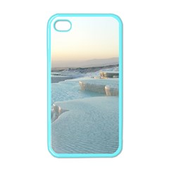 TRAVERTINE POOLS Apple iPhone 4 Case (Color)