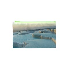 TRAVERTINE POOLS Cosmetic Bag (XS)
