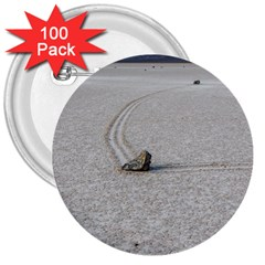 SAILING STONES 3  Buttons (100 pack)