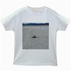 SAILING STONES Kids White T-Shirts