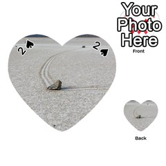 SAILING STONES Playing Cards 54 (Heart)