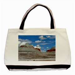 PETRIFIED FORREST TEPEES Basic Tote Bag