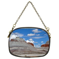 PETRIFIED FORREST TEPEES Chain Purses (Two Sides)