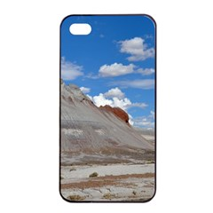 PETRIFIED FORREST TEPEES Apple iPhone 4/4s Seamless Case (Black)