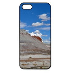 PETRIFIED FORREST TEPEES Apple iPhone 5 Seamless Case (Black)