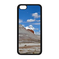 PETRIFIED FORREST TEPEES Apple iPhone 5C Seamless Case (Black)