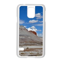 PETRIFIED FORREST TEPEES Samsung Galaxy S5 Case (White)