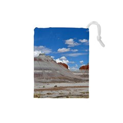 PETRIFIED FORREST TEPEES Drawstring Pouches (Small)