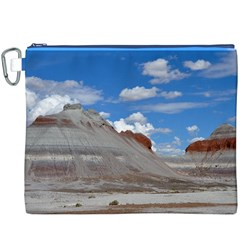 PETRIFIED FORREST TEPEES Canvas Cosmetic Bag (XXXL)