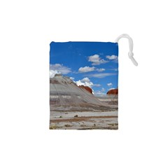 PETRIFIED FORREST TEPEES Drawstring Pouches (XS)