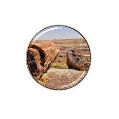 PETRIFIED DESERT Hat Clip Ball Marker
