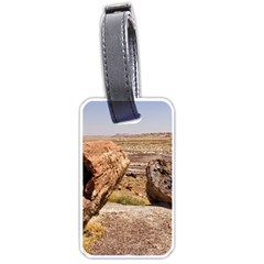 PETRIFIED DESERT Luggage Tags (Two Sides)