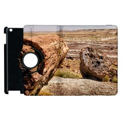 PETRIFIED DESERT Apple iPad 2 Flip 360 Case