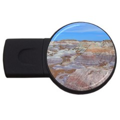 PAINTED DESERT USB Flash Drive Round (2 GB)