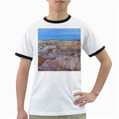 PAINTED DESERT Ringer T-Shirts