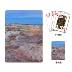 PAINTED DESERT Playing Card
