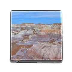 PAINTED DESERT Memory Card Reader (Square)