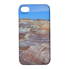 PAINTED DESERT Apple iPhone 4/4S Hardshell Case with Stand