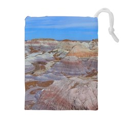 PAINTED DESERT Drawstring Pouches (Extra Large)