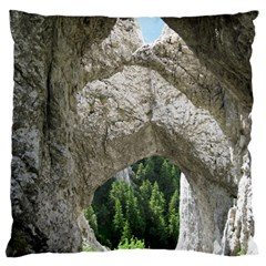 Limestone Formations Large Cushion Cases (one Side)