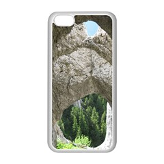 LIMESTONE FORMATIONS Apple iPhone 5C Seamless Case (White)