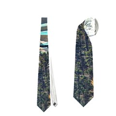 HUANGLONG POOLS Neckties (One Side)