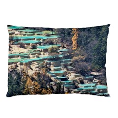 HUANGLONG POOLS Pillow Cases (Two Sides)