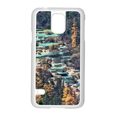 HUANGLONG POOLS Samsung Galaxy S5 Case (White)