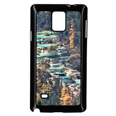 HUANGLONG POOLS Samsung Galaxy Note 4 Case (Black)