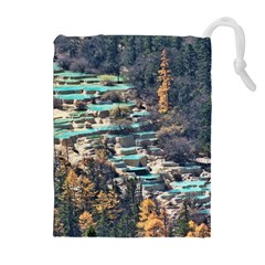 HUANGLONG POOLS Drawstring Pouches (Extra Large)