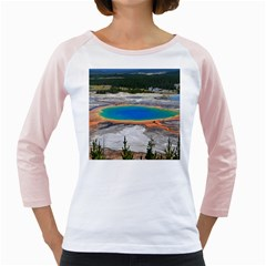 GRAND PRISMATIC Girly Raglans