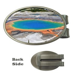 GRAND PRISMATIC Money Clips (Oval)