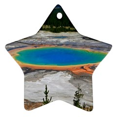 GRAND PRISMATIC Star Ornament (Two Sides)