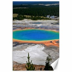 GRAND PRISMATIC Canvas 24  x 36