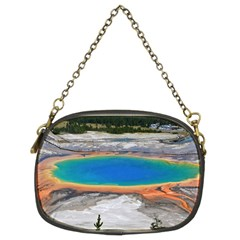 GRAND PRISMATIC Chain Purses (Two Sides)