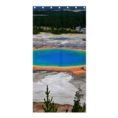 GRAND PRISMATIC Shower Curtain 36  x 72  (Stall)