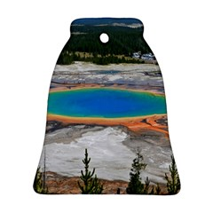 GRAND PRISMATIC Bell Ornament (2 Sides)