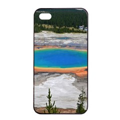 GRAND PRISMATIC Apple iPhone 4/4s Seamless Case (Black)