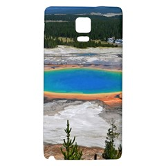 GRAND PRISMATIC Galaxy Note 4 Back Case
