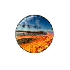 FIRE RIVER Hat Clip Ball Marker (10 pack)