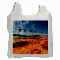 FIRE RIVER Recycle Bag (One Side)