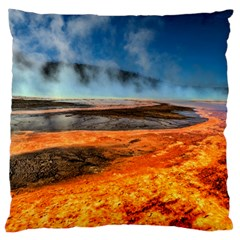 FIRE RIVER Large Cushion Cases (Two Sides)