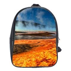 FIRE RIVER School Bags (XL)