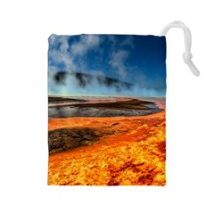 FIRE RIVER Drawstring Pouches (Large)